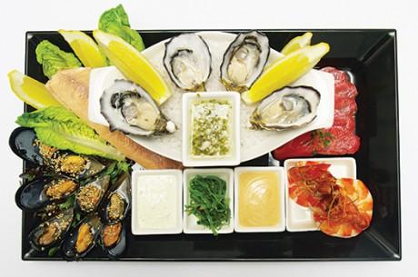 Melbourne's Best Cold Seafood Platter